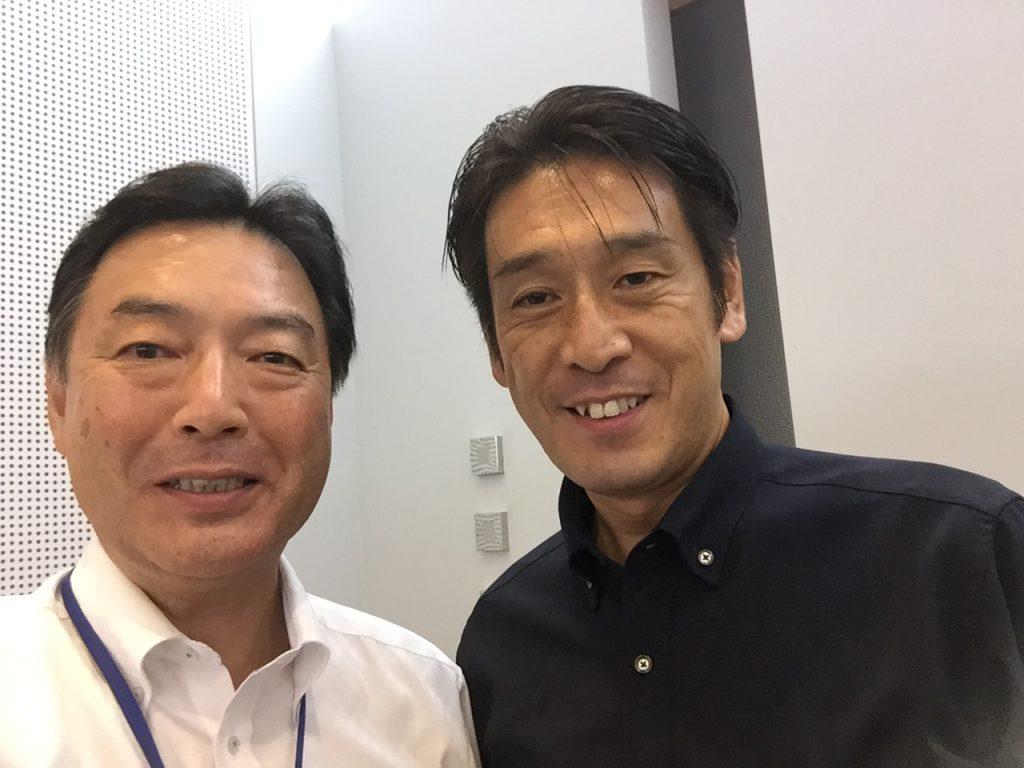 プロフェッショナルレフェリー西村雄一氏