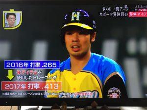 北海道日本ハムファイターズ 近藤選手