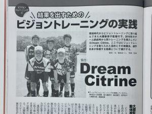 Dream Citrine (ドリームシトリン)の記事